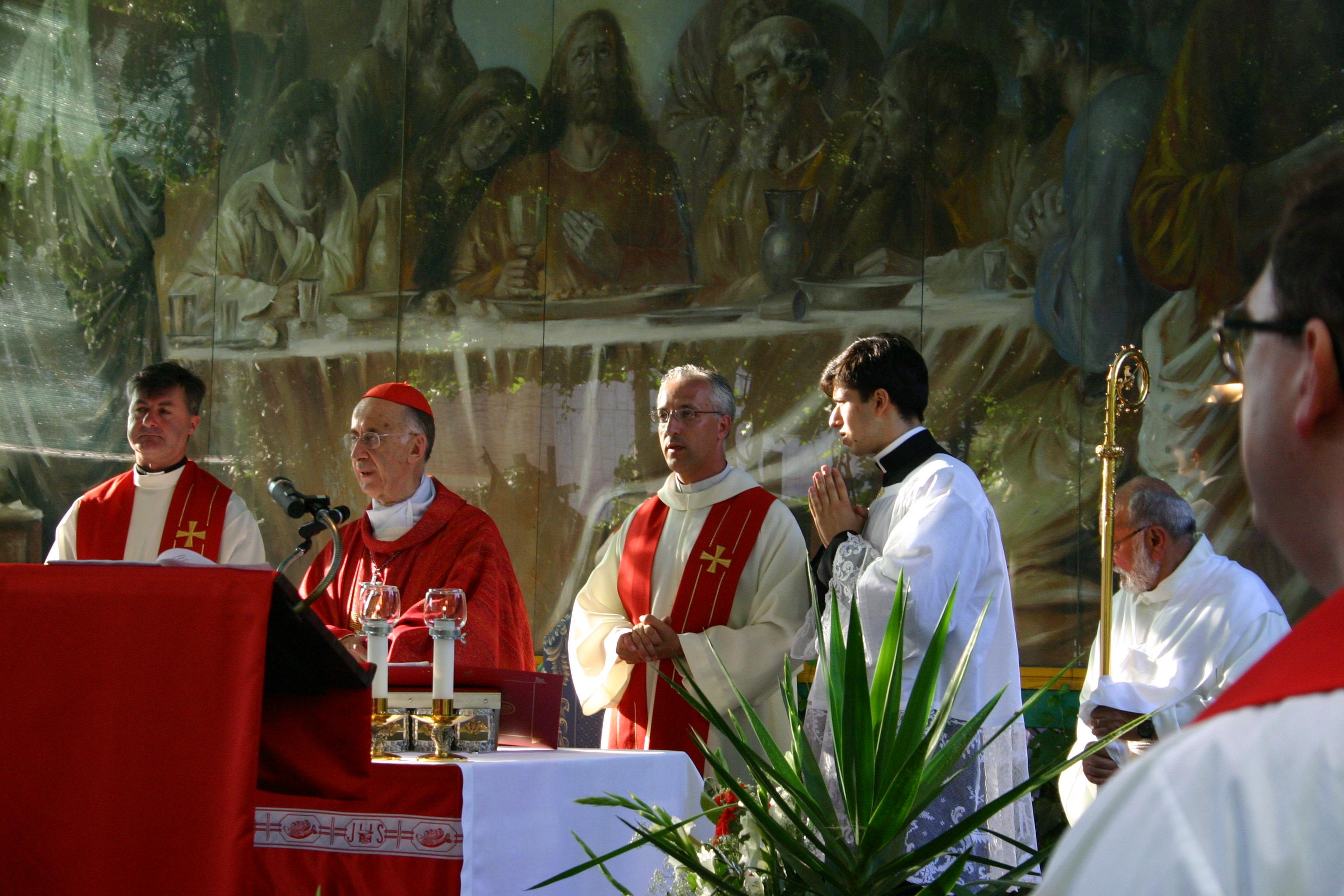 Di Tommaso Arredamenti Ostia c'era una volta …. un po di storia ….. | parrocchia san